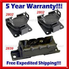 M111 Fits 96-05 Chevy Blazer/ 96-04 Chevy S10 4.3L 4WD Motor & Trans Mount Set