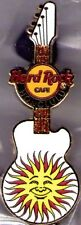 Hard Rock Cafe HONOLULU 2014 Summer Solstice Guitar PIN LE 300 - New in HRC Bag!