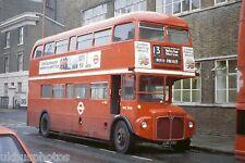 London Transport RML2481 Allsop place 1979 Bus Photo