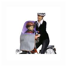 Seggiolino bici Parabrezza Wind Stop Okbaby 721