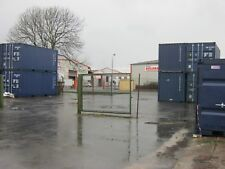"""New One Trip Shipping Container's """" FOR SALE """" AT OUR GRANGEMOUTH DEPOT SCOTLAND"""