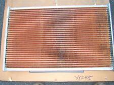 1968 1969 1970 1971 Chevelle radiator replacement core new all copper 396 454