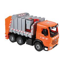 SIMM 02168 starke Riesen Müllwagen AROCS mit Aufklebern