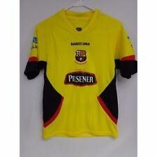 "FCB Barcelona 2010 replica jersey Yellow ""Pilsener"" ""Telmex"" (size unknown)"