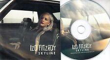 IZO FITZROY Skyline 2017 UK 12-trk promo test CD