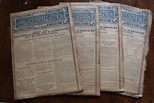 Chez les BOURIATES de l'AMOUR par M. CHIEMKIEVITCH - 1897 - TOUR du MONDE