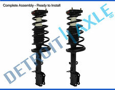 Pair REAR Strut & Coil Spring Kit for 1993 - 2002 Toyota Corolla Chevy GEO Prizm