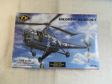 Fonderie Miniature 1:48 Sikorsky R5/HO3S-1 Model Kit 6012 Open Sikorski