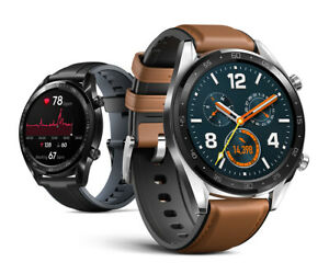huawei watch gt - Brand new Black or brown and metal