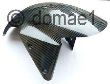 RUOTA anteriore in carbonio copertura Parafango Anteriore Paraspruzzi Kawasaki z750 2004-2012
