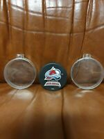 Official Colorado Avalanche NHL National Hockey League Puck