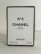 CHANEL N°5 1/4 FL.OZ (7.5ML) PARFUM NIB