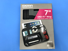 COCOON CPG35GY Wrap Case For 7-Inch Tablet (Gray)/iPad mini and 7/Android #3907
