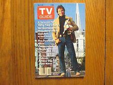 Dec-1987 TV Guide(BRONSON  PINCHOT/MALCOLM-JAMAL WARNER/JOHN  DENVER/JOHN RITTER