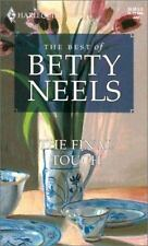 The Final Touch by Betty Neels (2003, Paperback) Romance