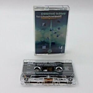 MC - Cosmic Baby - Thinking About Myself #Audiokassette 90er