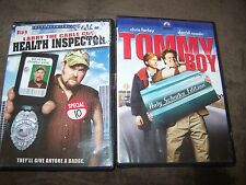 Larry the Cable Guy Health Inspector, Tommy Boy(2 disc) 3 Discs all together