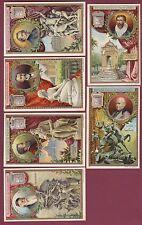 Chromo LIEBIG série 6 - 130515 - sculpteur architecte graveur MICHEL ANGE