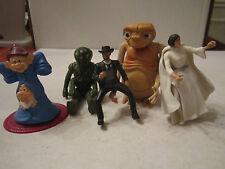 '95 KENNER PRINCESS LEI, E.T., DISNEY 7 DWARF, WIL SMITH WILD WEST, MONSTER-BBA4