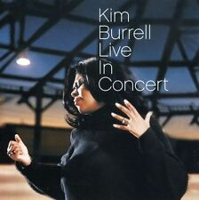 Kim Burrell - Live In Concert (Live Recording) (NEW CD 2001)