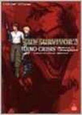 JAPAN Gun Survivor 3 Dino Crisis Official Guide Book