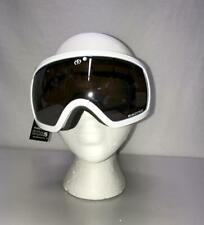 Electric EG2.5 Spherical CAT.3 Lens Snow Ski Snowboard Goggle White Frame NEW