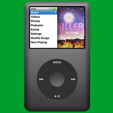 ✔️ NEW! Apple iPod Classic 7th Generation Black (160 GB) MC297LL/A  WARRANTY! ✔️