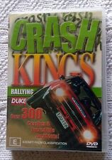 CRASH KINGS - (DVD) REGION-4, NEW AND SEALED, FREE POST WITHIN AUSTRALIA