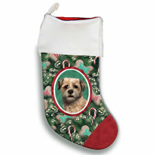 Border Terrier Christmas Stocking