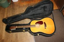 1970 Martin D12-20 12 String Acoustic Guitar - Very Clean & Great Sound