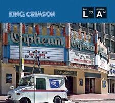 Live at the Orpheum DC King Crimson Dgmlv1 Album Vinyle 01/01/2014