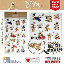Boofle Stickers Bubble 3001