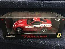 Ferrari 599 GTB Fiorano Panamerican 20.000 red scale 1:18 ELITE Hotwheels NEW !
