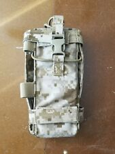 NEW Eagle Industries AOR1 MBITR Radio Pouch Maritime MOLLE Panel Navy SEAL 5A2