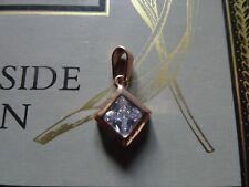 CLEARANCE -18ct Rose Gold & Silver CELTIC DEA MATRONA - DIVINE GODDESS Charm