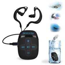 8GB Sport MP3 Music Player IPX8 Waterproof Swimming Surfing 3.5mm C1F6