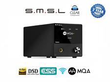 SMSL M500 MQA DSD DAC 9038-PRO DIGITAL ANALOG CONV USB DA WANDLER HIGHEND-BL*