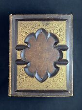 Antique 1884 The Holy Bible - Altemus' Edition