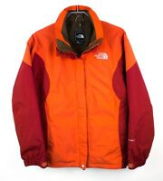 The North Face Mujer Chaqueta Hyvent Transpirable Abrigo Impermeable TALLA L