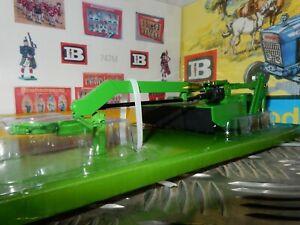 Britains Farm John Deere Mower Con 635 Die-Cast Model 43003 Brand New..........!
