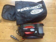 BLACK & DECKER 12v DUSTBUSTER PIVOT AUTOVAC HANDHELD VACUUM CLEANER