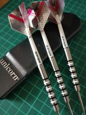 usunicorn kim huybrechts darts 24g with flights unused in case