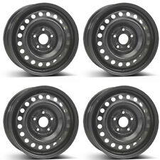 4 Alcar steel wheels 9295 6.5x16 ET55 5x114 for Honda Accord rims