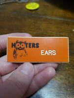 Vintage Hooters Name Badge