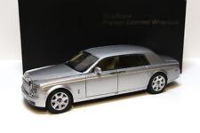1:18 Kyosho Rolls Royce Phantom EWB Silver 08841 S New chez Premium-modelcars