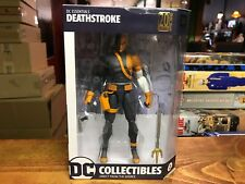 "2018 DC Direct Essentials 20 Years 6.97"" Inch Figure MOC - #2 DEATHSTROKE"