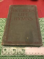 Victorious Life Hymns 1919 Christian Sunday School Times Book FREE SHIPPING