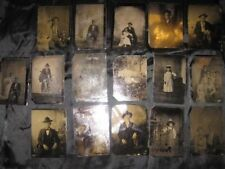 Original Print Tintype Collectible Photographic Images