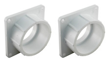 "Valterra Products: PVC 2"" PVC Slip Gate Valve Flange - Pair:  1005-2W"