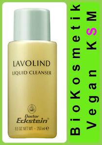Lavolind von Dr.ECKSTEIN Biokosmetik waschaktives Gel für Gesicht und Körper